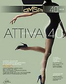 Поддерживающие колготки Omsa Attiva 40 Control Top