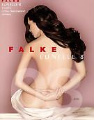 Ультратонкие колготки с легким блеском Falke Lunelle 8