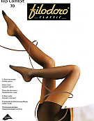 Колготки с распределенным давлением Filodoro Classic Top Comfort 30