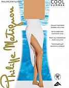 Тонкие летние колготки Philippe Matignon Cool Summer 8