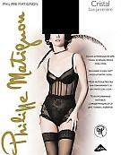 Чулки женские Philippe Matignon Cristal 30 BAS Jarretiere