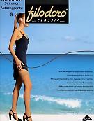 Токие чулки Filodoro Classic Absolute Summer 8 Autoreggente