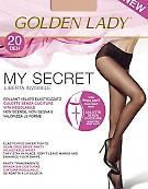 Golden Lady My Secret 20