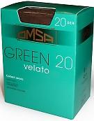 Недорогие колгоки Omsa Green 20