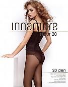 Колготки с ажурными трусиками-бикини Innamore Fleur 20