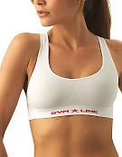 Спортивный женский топ на широких бретелях Intimidea Reggiseno T-back Gym Line