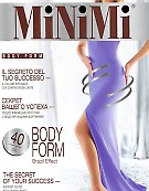 Моделирующие колготки MiNiMi Body Form 40
