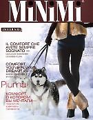 Плотные и теплые колготки MiNiMi Piuma
