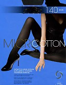 Теплые колготки Omsa Micro & Cotton 140