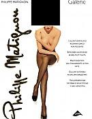 Шелковистые матовые колготки Philippe Matignon Galerie 40