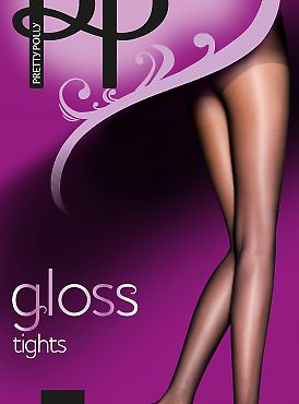 Pretty Polly Gloss 10 Den