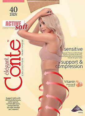 Conte Active Soft 40 XL