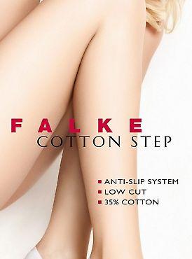 Falke Cotton Step Invisible