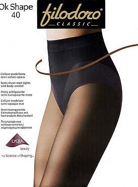 Моделирующие колготки Filodoro Classic OK Shape 40