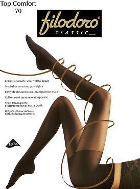 Колготки с распределенным давлением Filodoro Classic Top Comfort 70
