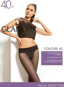 Колготки с заниженной талией Glamour Couture 40