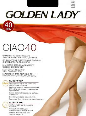 Golden Lady Ciao 40 Gambaletto