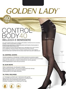Golden Lady Control Body 40