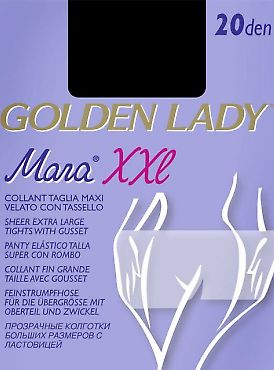 Golden Lady Mara 20 XXL