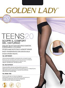 Golden Lady Teens 20