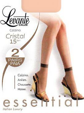 Levante Cristal Calzino