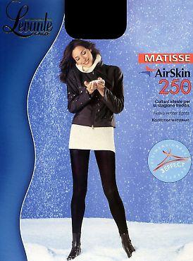 Теплые колготки Levante Matisse Airskin 250