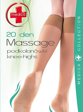 Gabriella Knee-Highs Medica 20
