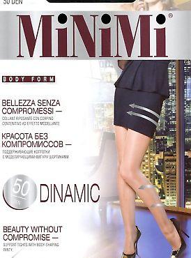 Поддерживающие колготки MiNiMi Dinamic 50
