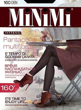 MiNiMi Pantacollant Multifibra 160