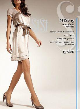 Колготки тонкие SiSi Miss 15
