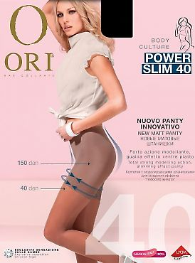 Ori Power Slim 40