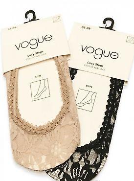 Vogue Lacy Steps