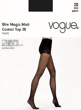 Vogue Slim Magic Matt Control Top 20