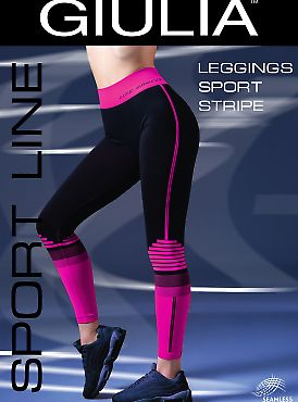 Giulia Leggings Sport Stripe