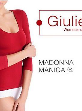 Giulietta Maglia Scollo Madonna Manica 3/4