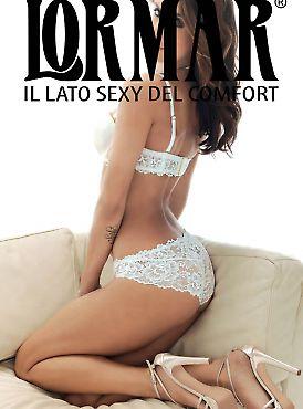 Lormar Slip Tutto Pizzo Palladium