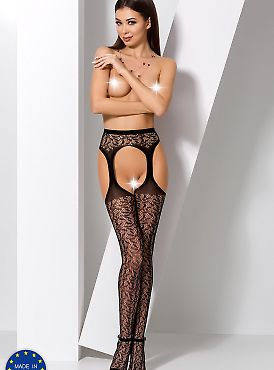 Passion Erotic Line S 014 Black