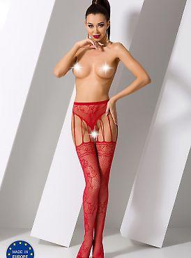 Passion Erotic Line S 016 Red