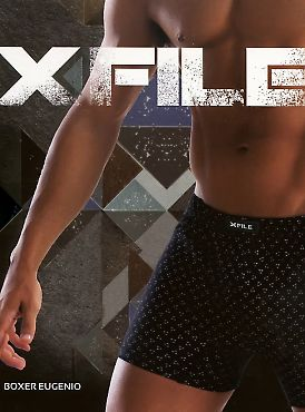 X-File Boxer Eugenio