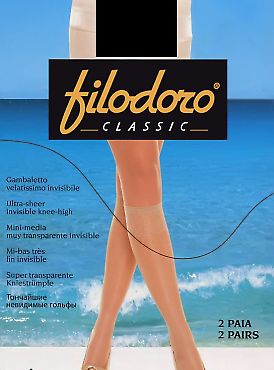 Filodoro Classic Absolute Summer 8 Gambaletto