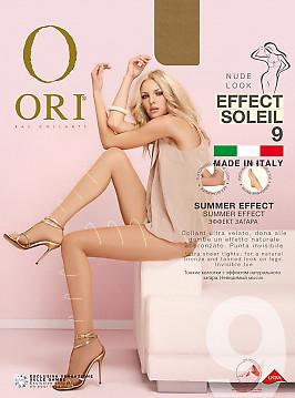 Ультратонкие летние колготки Ori Effect Soleil 9