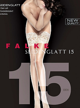 Falke Seidenglatt 15 Stay-Up
