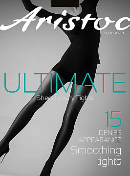 Aristoc Ultimate 15 Den Smoothing Tights AVJ4