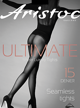 Aristoc Ultimate 15 Den Seamless Tights AVJ5