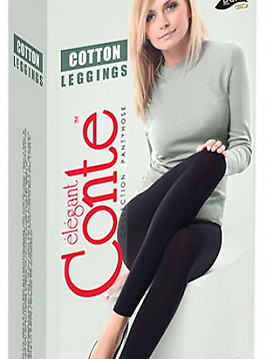 Conte Cotton 250 Leggings