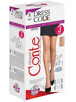 Conte Dress Code 8 (3 пары)