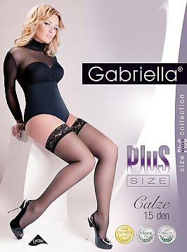 Gabriella Calze Plus Size