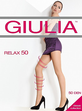 Поддерживающие колготки Giulia Relax 50