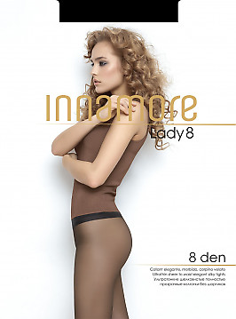 Тонкие колготки Innamore Lady 8