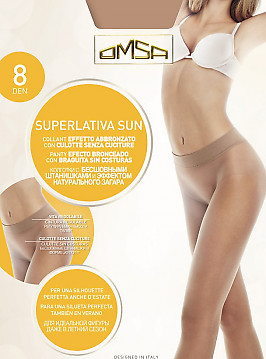Omsa Superlativa Sun 8